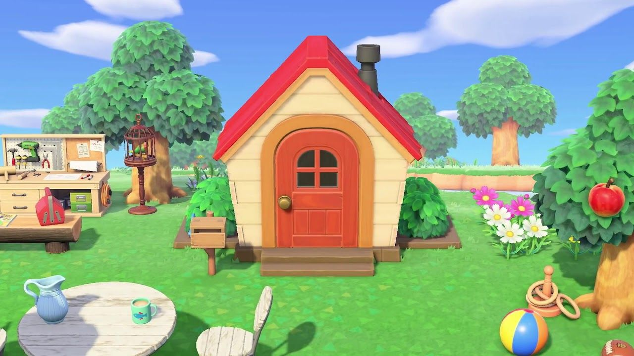 13+ Animal crossing new horizons house upgrades ideas in 2021