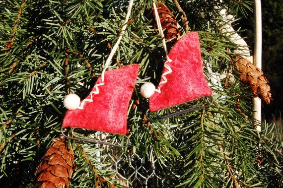 BLACK FRIDAY SALE Vintage Hand Made Christmas by MarnieFarmers