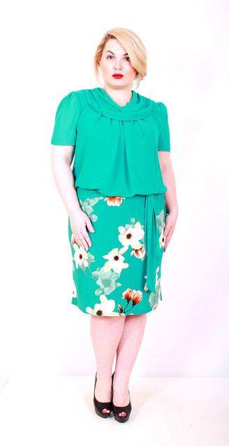 Платья для пышных форм | Платья, Одежда больших размеров ...