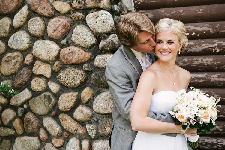 Crosslake MN Wedding Photographer at Manhattan Beach Lodge
