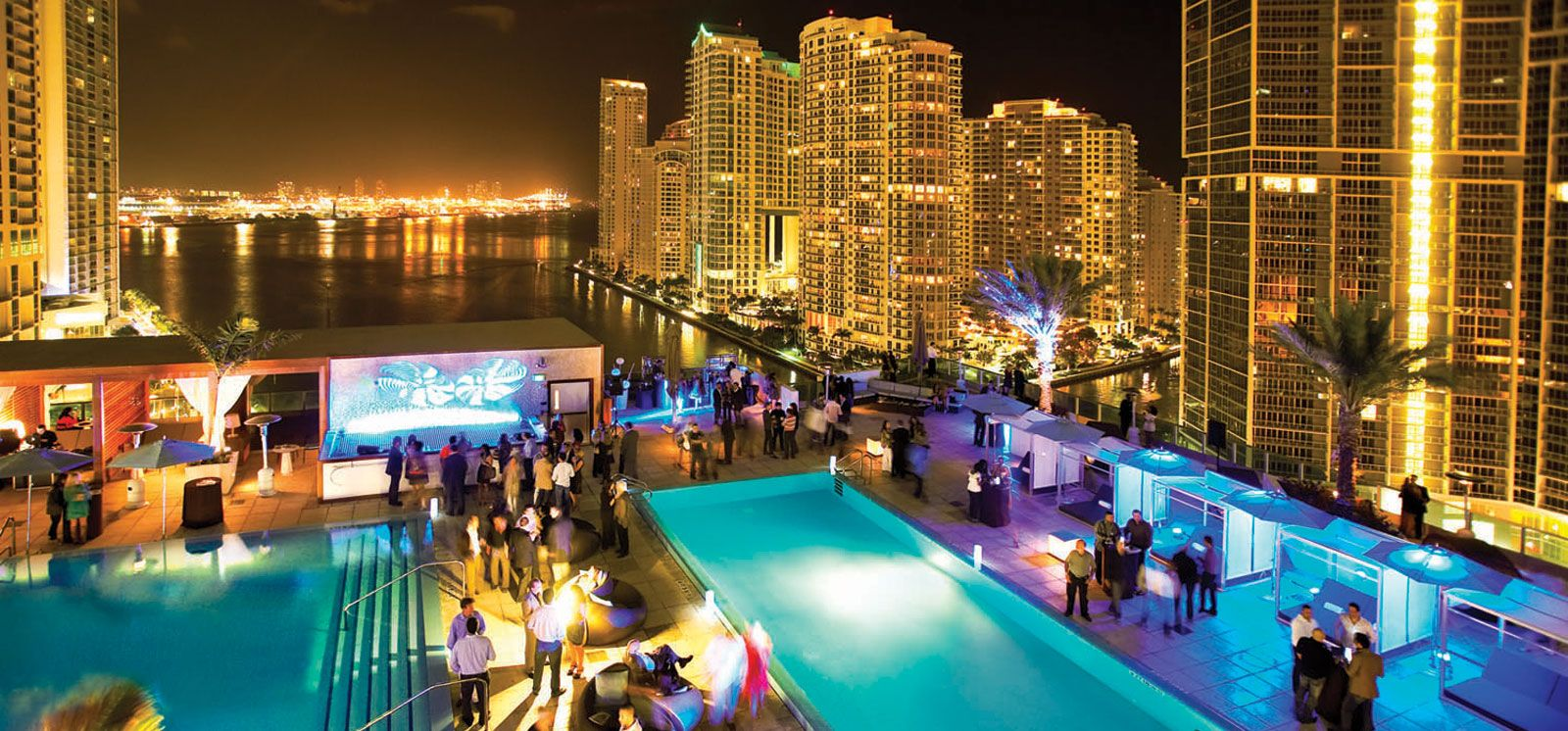 Miami Hotels Epic A Kimpton Boutique Hotel In Downtown