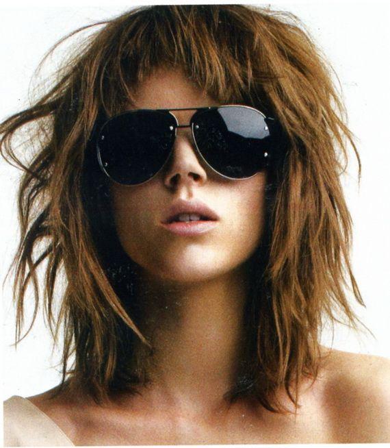 Indie Hairstyles For Women Hair Styles Messy Haircut Short Hair Styles
