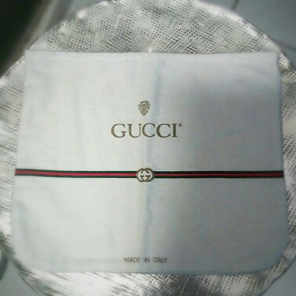Selling this Vintage Gucci Dust Bag in my Poshmark closet! My username is: laurenjanet. #shopmycloset #poshmark #fashion #shopping #style #forsale #Gucci #Accessories