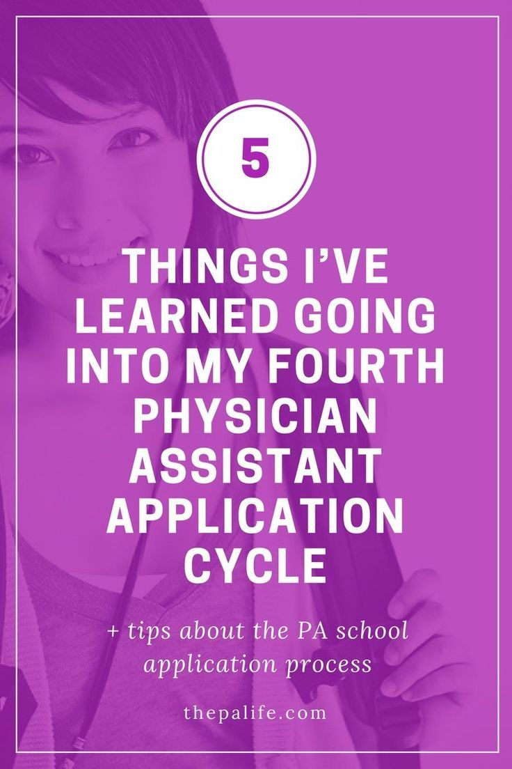 5 Things I've Learned Going Into My Fourth Physician