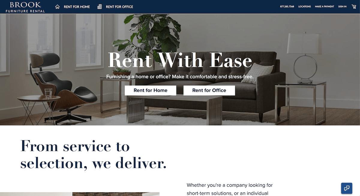 The 6 Best Furniture Rental Companies Apartmentguide Com