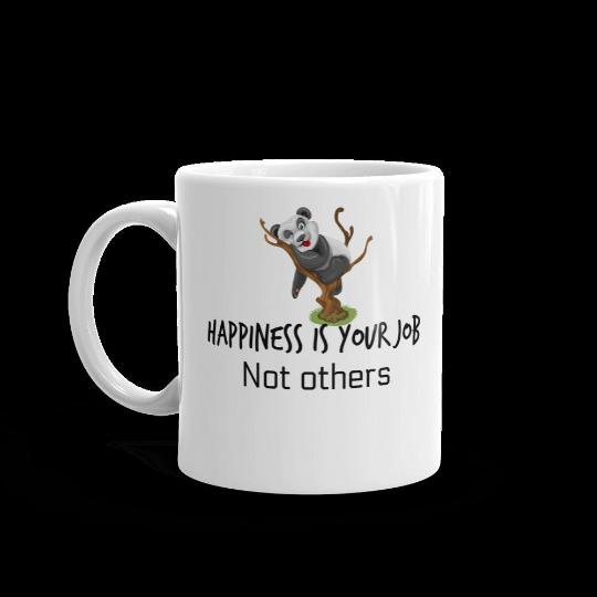 How To Seek Happiness-Mug #teamugs