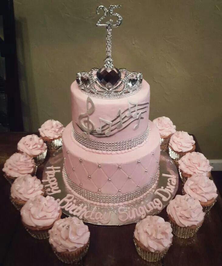Singing Diva Birthday Cake By Facebook Cakesbyjenhavenar