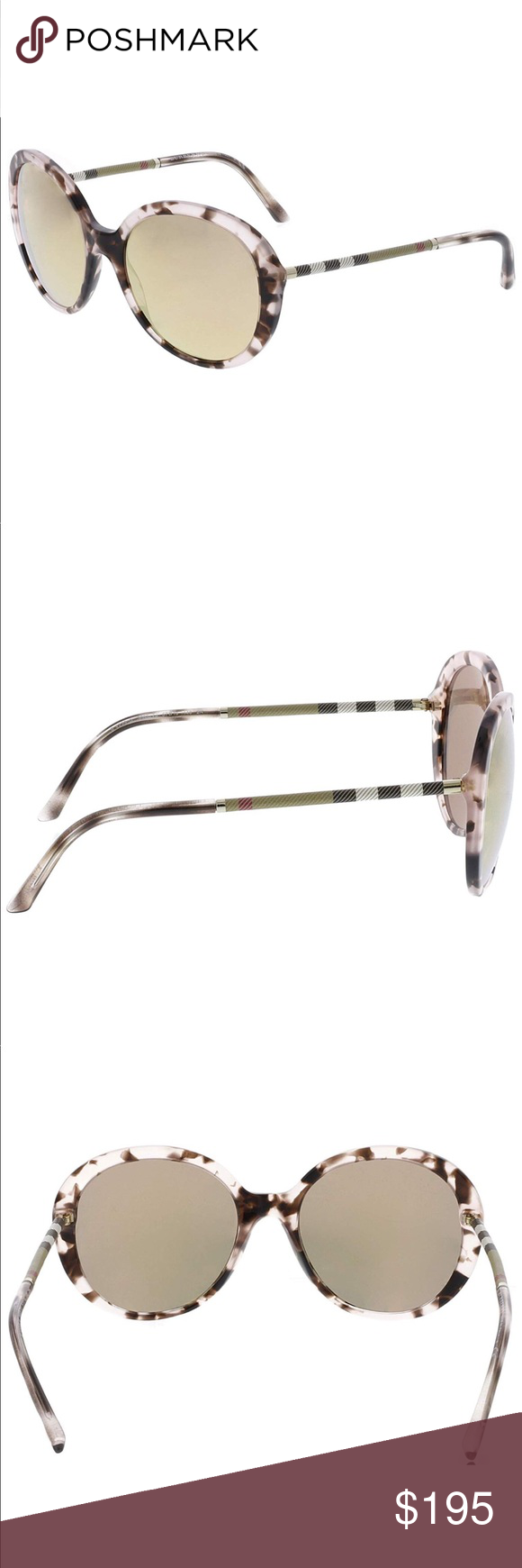 5dc9a537775c Authenticity Guaranteed. Full retail package with all accessories. Burberry  Accessories Sunglasses