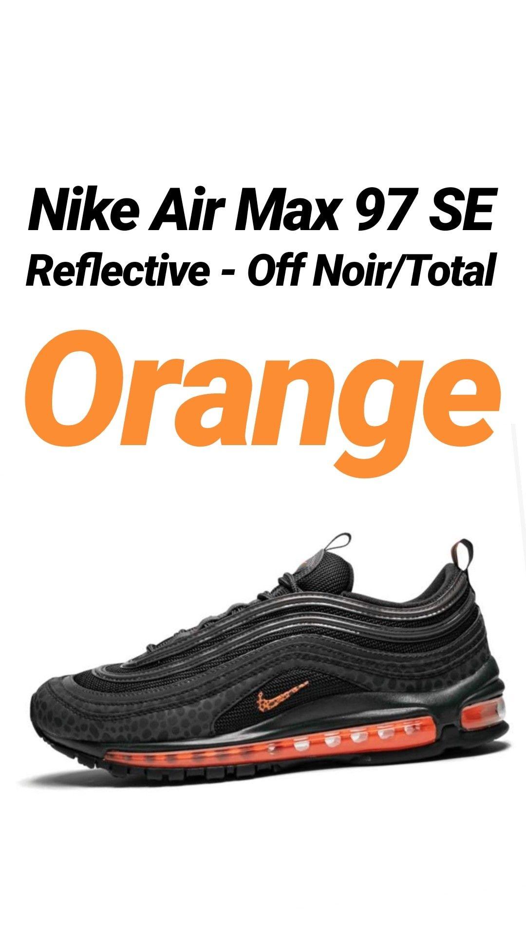 Nike Air Max 97 SE Reflective BQ6524 001