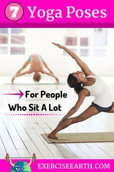 7 yoga poses for people who sit a lot  ab workout