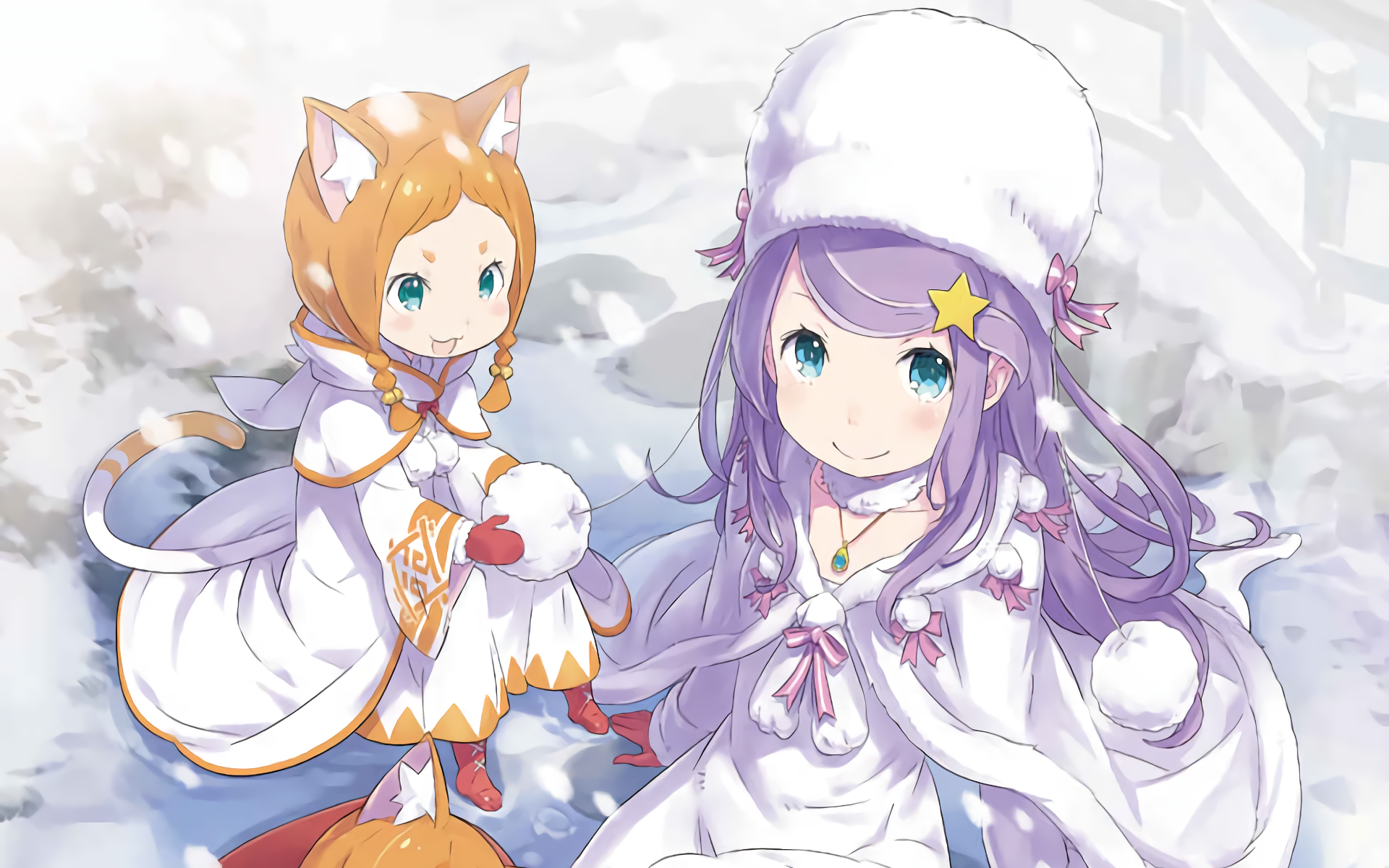 Anime Re Zero Starting Life In Another World Anastasia Hoshin Re