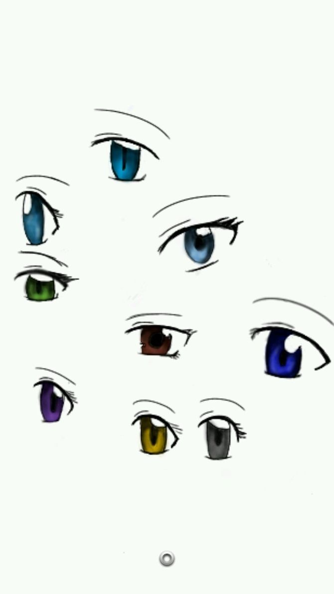 How To Draw Anime Eyes How To Draw Anime Eyes Anime Eyes Anime Style