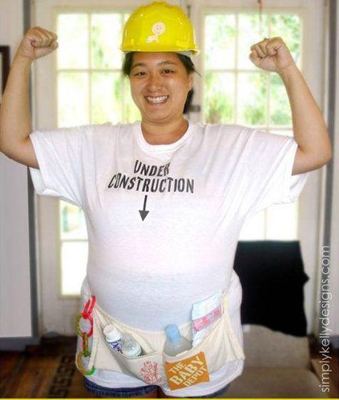 Bauarbeiter Kostum Selber Machen Pinterest