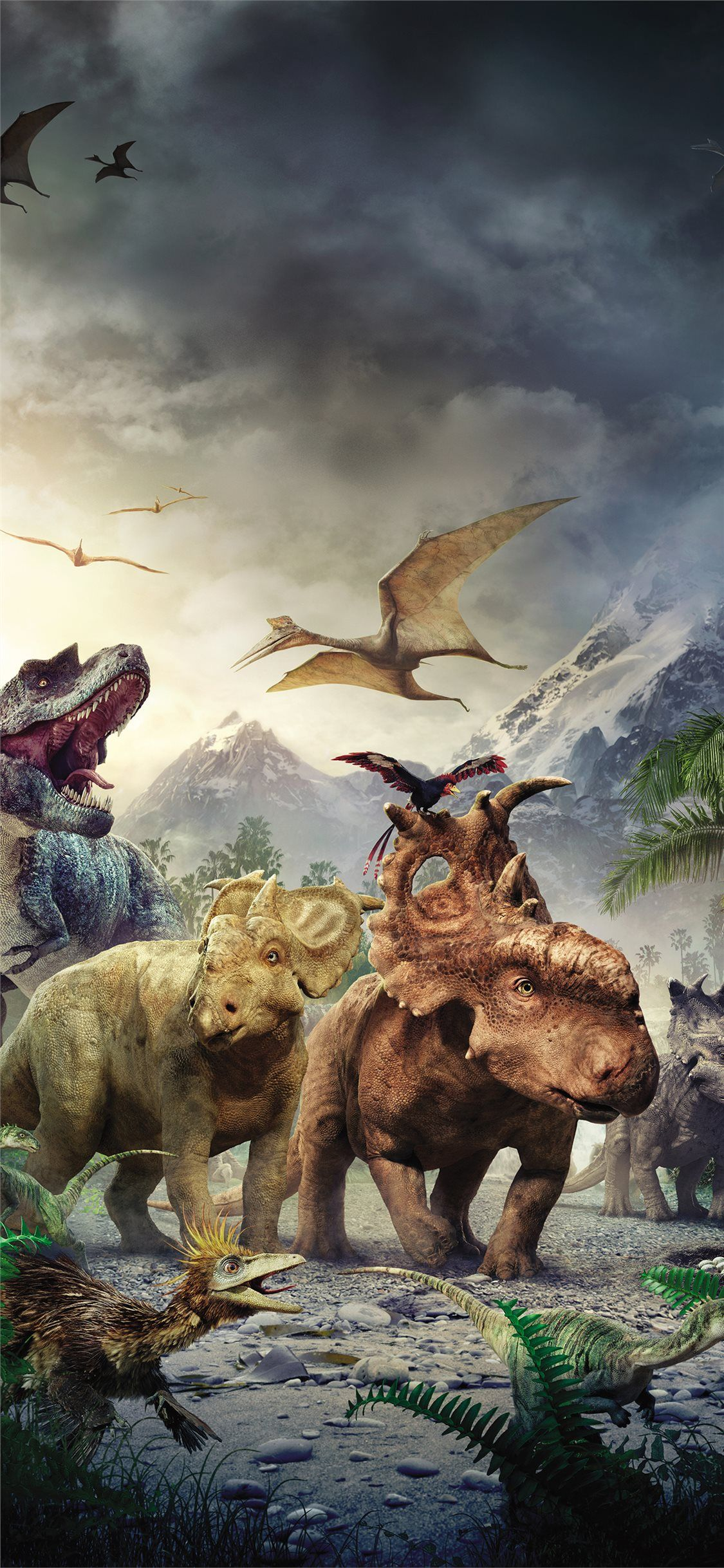 walking with the dinosaurs iPhone 11 Wallpapers in 2020