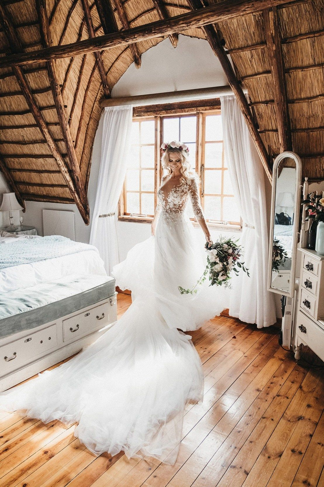 A stunning south african winter wedding with princess