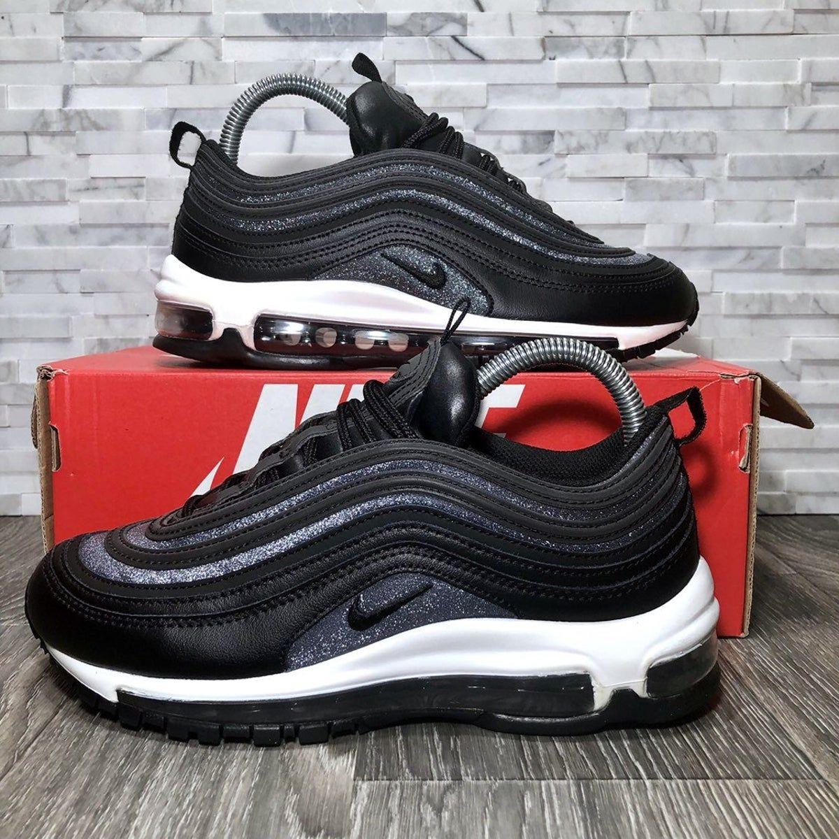 Nike Air Max 97 PRM Black \u0026 Glitter in