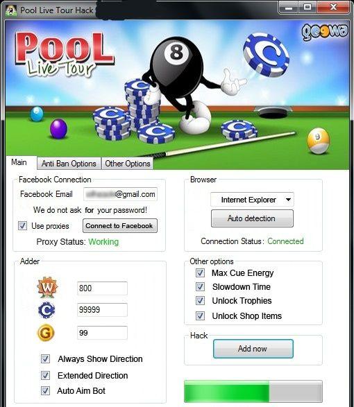pool live tour mod apk android 1