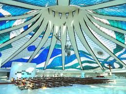 catedral de Brasilia - Buscar con Google