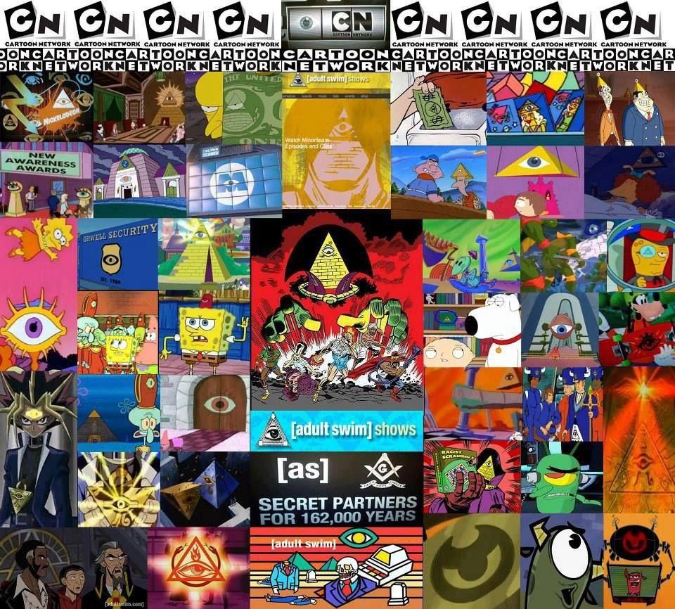 The all seeing eye is everywhere in cartoons in movies in music in cartoons in movies in music illuminati symbolsilluminati biocorpaavc Choice Image