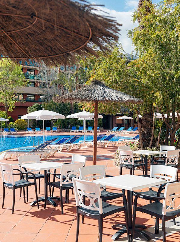 Bar Piscina #h10 #h10hotels #salou #h10salaurispalace