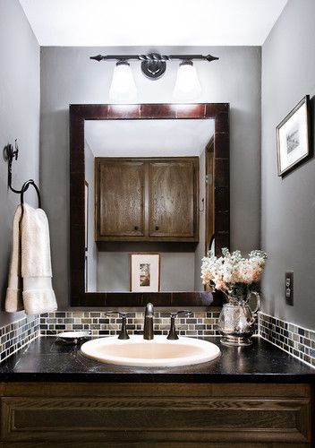 powder room paint colors at sherwin williams design nesting the bathrooms pinterest. Black Bedroom Furniture Sets. Home Design Ideas
