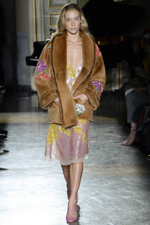 Ready Fashion Blumarine Du To 2017 Fall Wear ShowApologie FKJTl1c3