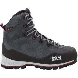 Photo of Jack Wolfskin Waterproof Women Trekking Shoes Wilderness Extended Version Texapore Mid Women 37.5