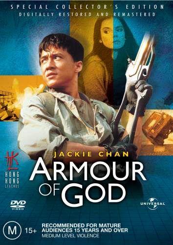 Armor of God (Longxiong Hudi) (1987)