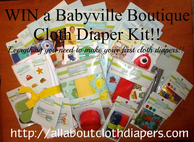 Babyville Boutique Celebrates 1 Year With a Giveaway ...