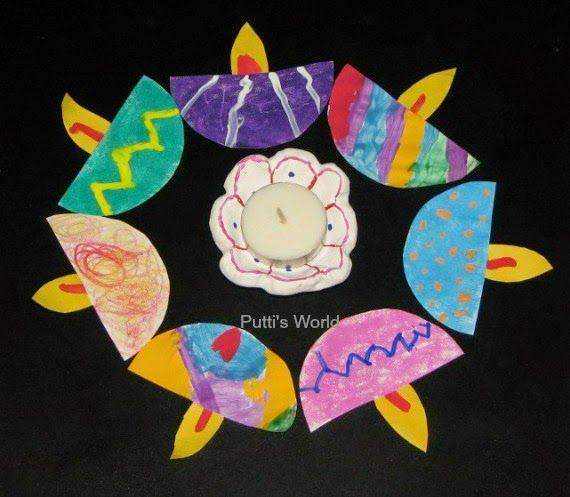 31 Diwali Diy Craft Ideas For Kids Diwali Crafts Pinterest