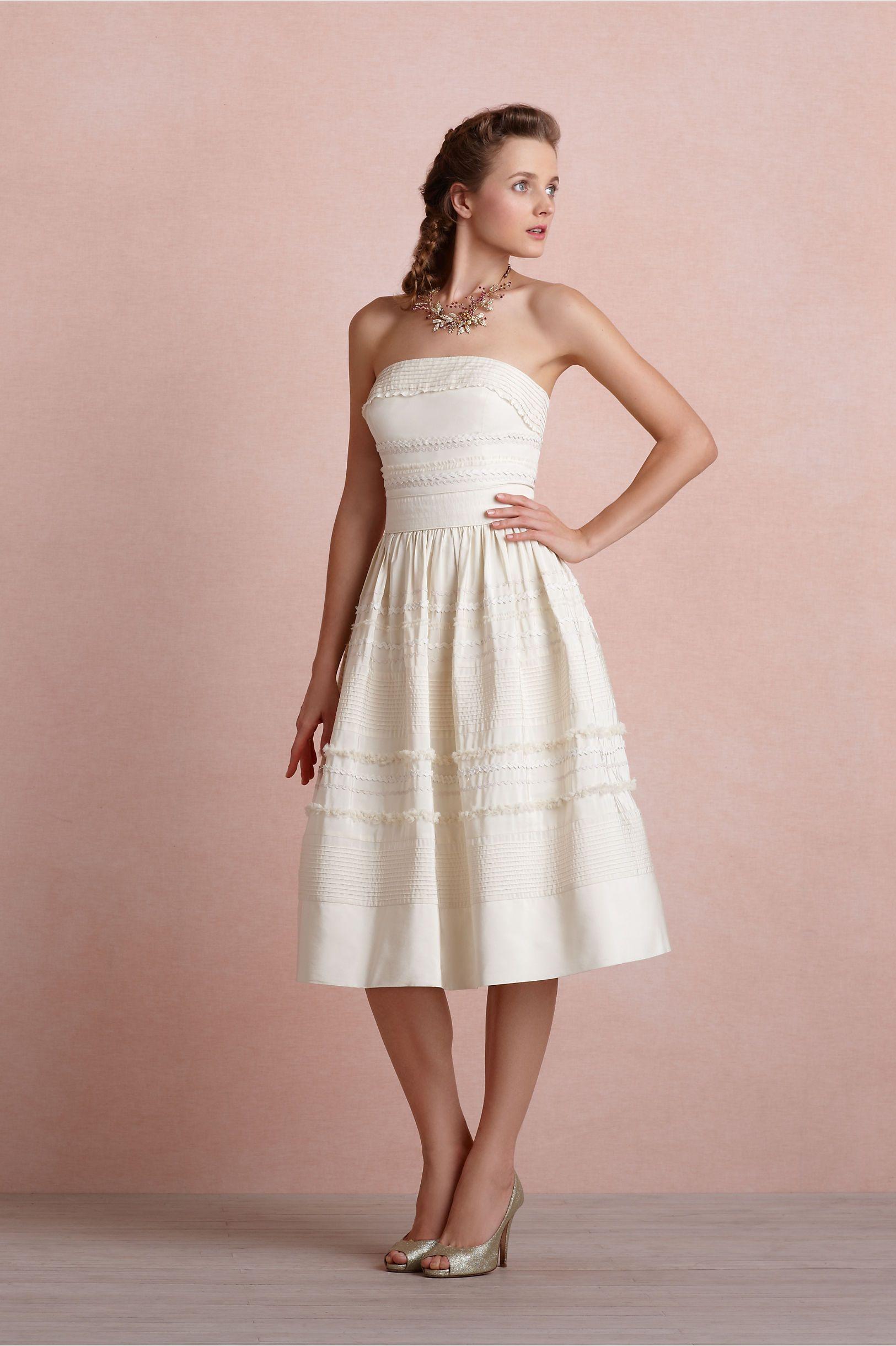 Fondant Tea Dress | attire | Pinterest | Nos casamos y Boda