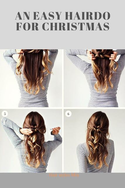 Easy Hairstyles Quick Lazy Girl Braids Hair Styles Easy Hairdos Long Hair Styles