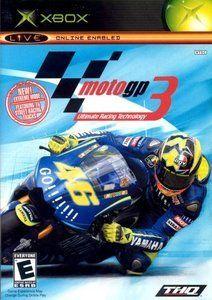 Motogp 3 Xbox Game Motogp Moto Gp 3 Games