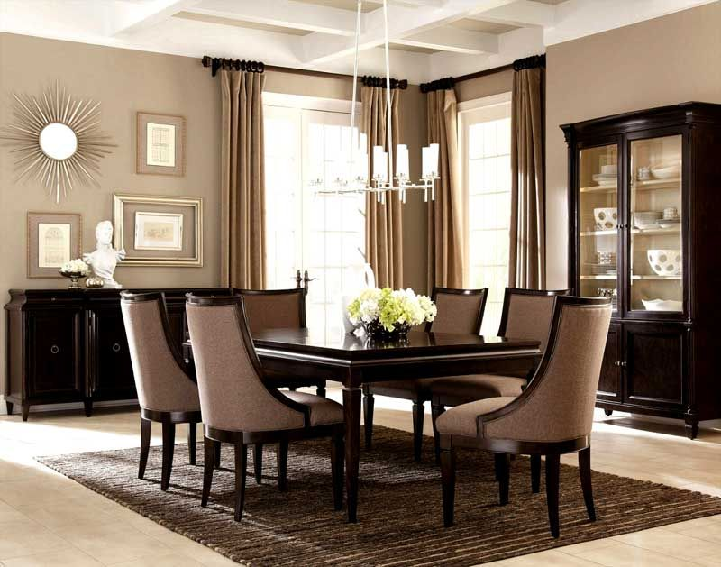 Comfortable and Elegant Dining Room Furniture dinning roomd