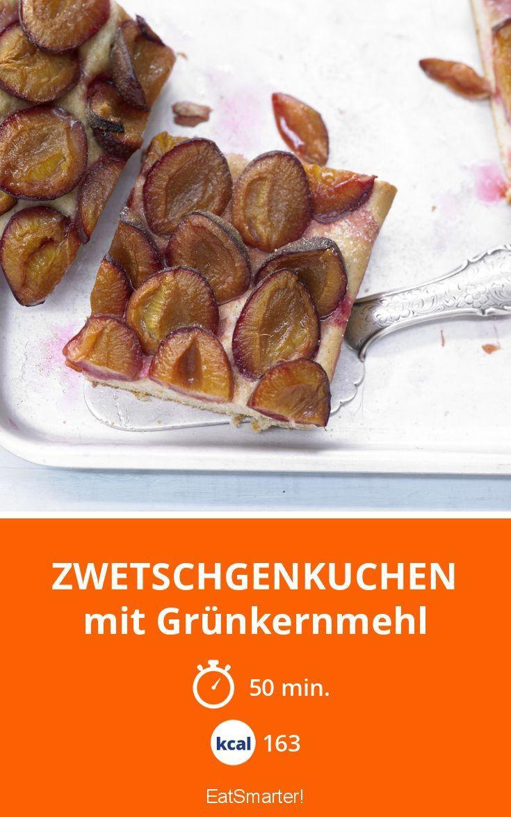 Zwetschgenkuchen Rezept Herbstkuchen Pinterest Kuchen