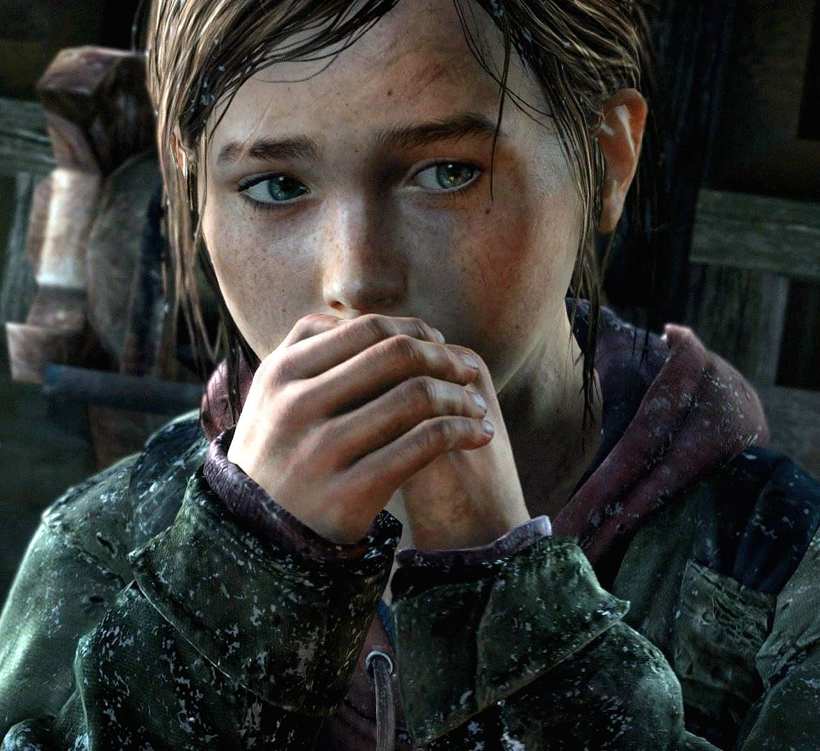 Ellie, from The Last of Us