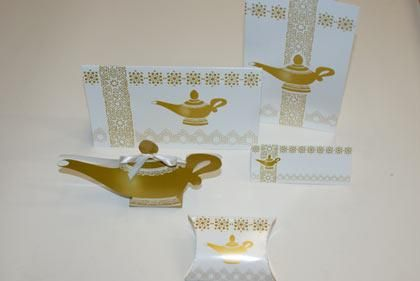 Collection Mariage Contenant A Dragees Et Carterie Lampe Aladin Http