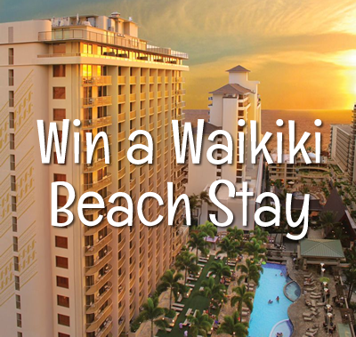 Win A Free Stay At Embassy Suites Waikiki Beach Walk Plus