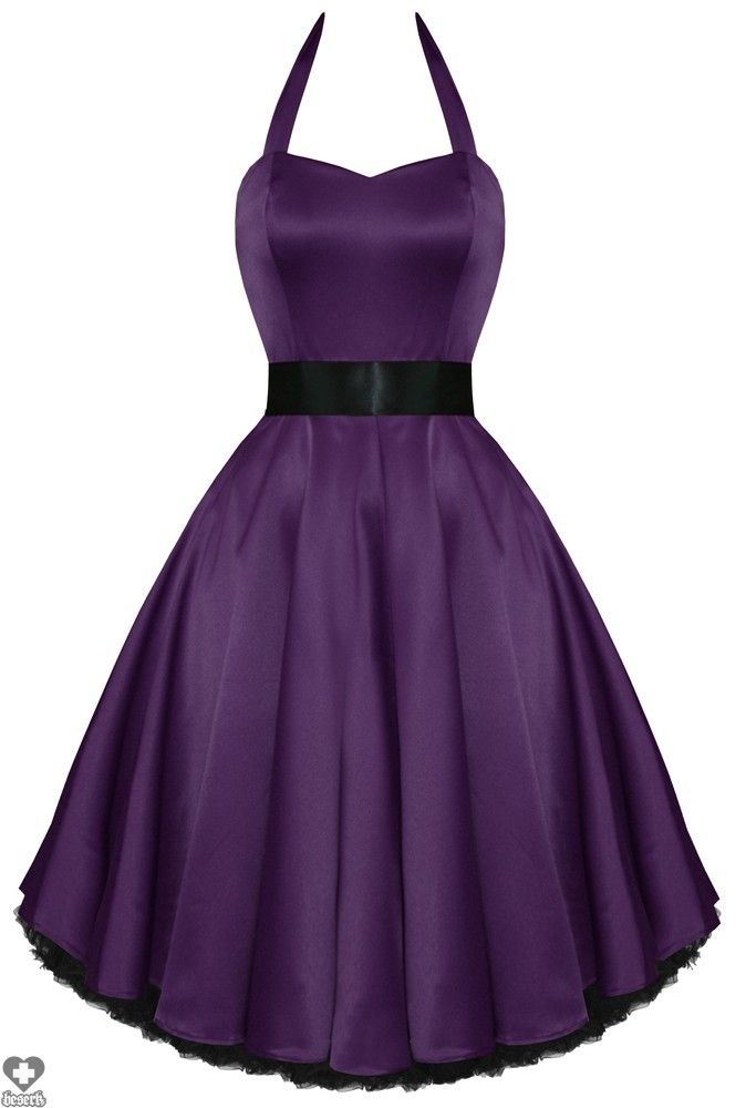 H&R London - Empress Satin (Purple) Dress - Buy Online Australia Be ...