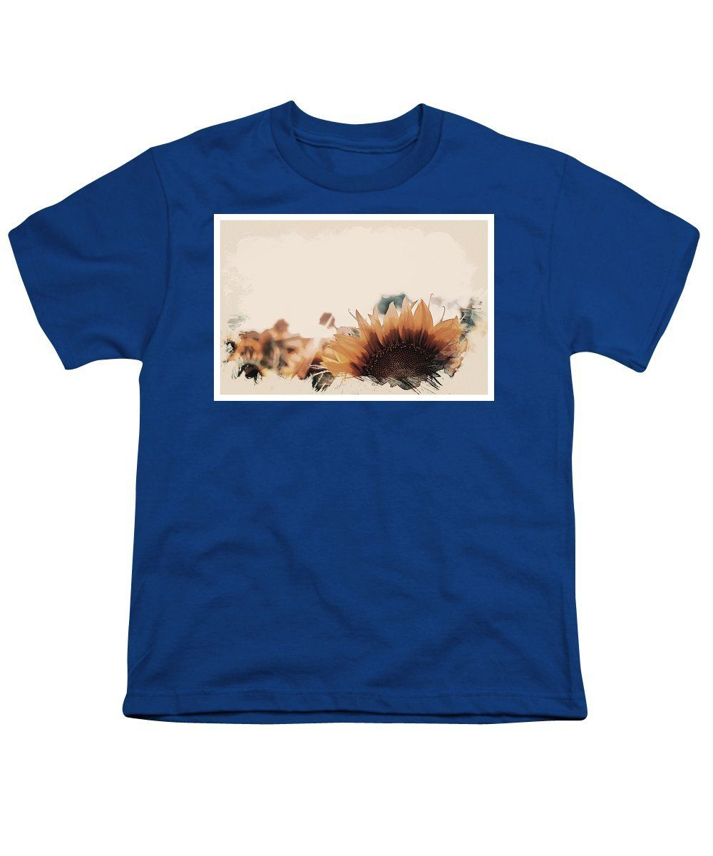 Wildlife Series - Sunflowers - Youth T-Shirt