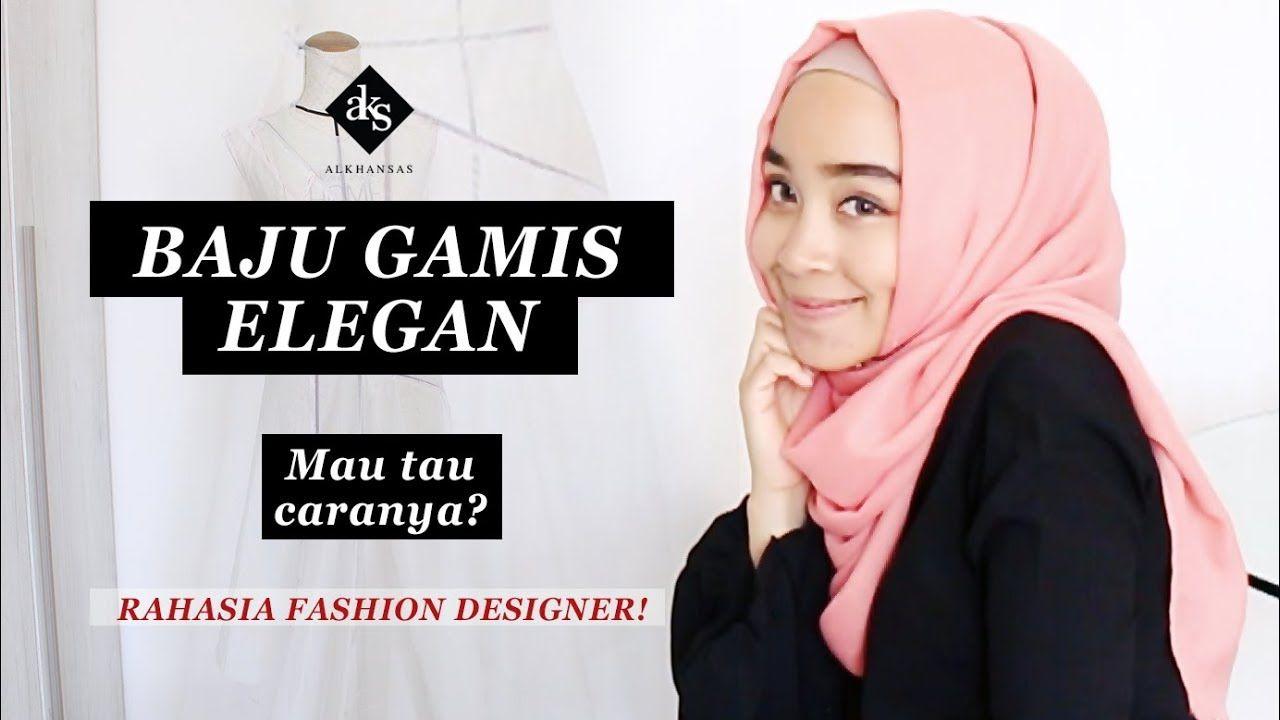 Desain baju gamis (dress) elegan. | Desain, Wanita, Desainer