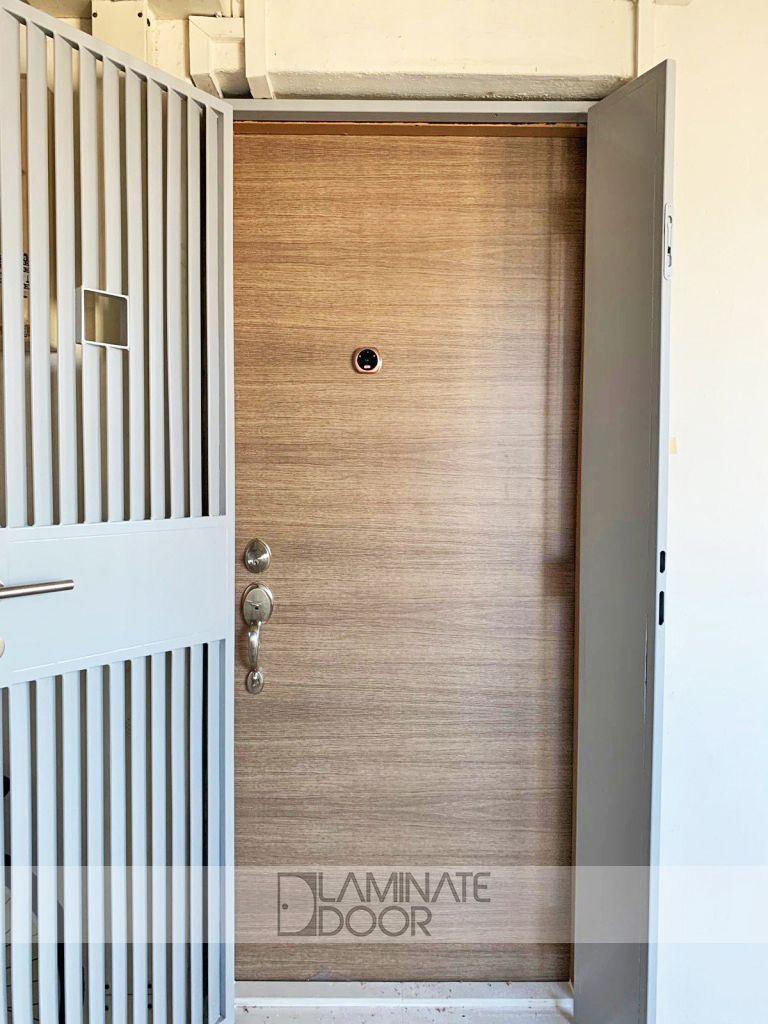 Hdb Door Specialist Door Suppliers In Singapore Laminate Door In 2020 Laminate Doors Door Suppliers Bedroom Doors