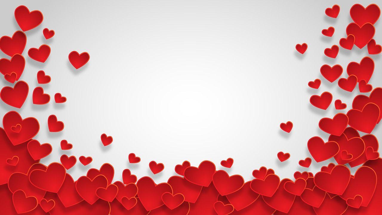 Free Image On Pixabay Heart Shape Background Love