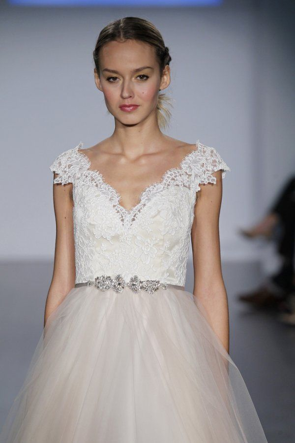 Wedding gown by Alvina Valenta
