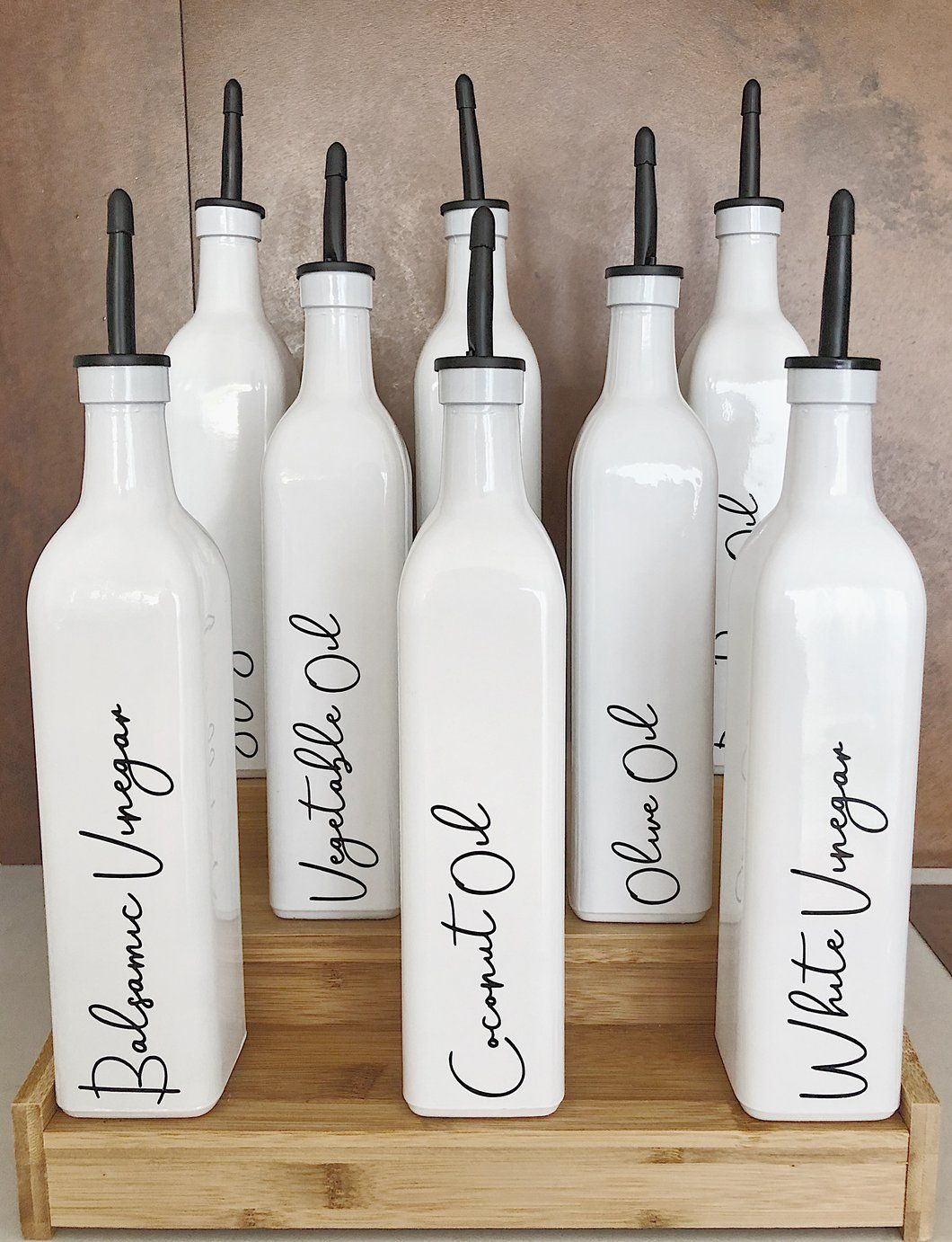 pin on pantry on kitchen organization oil and vinegar id=52754