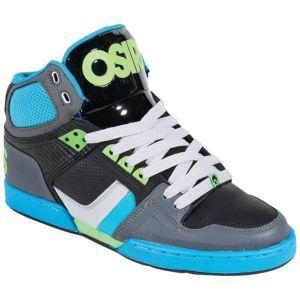 Osiris NYC 83 - Men's - Skate - Shoes - Glow - N - Dark