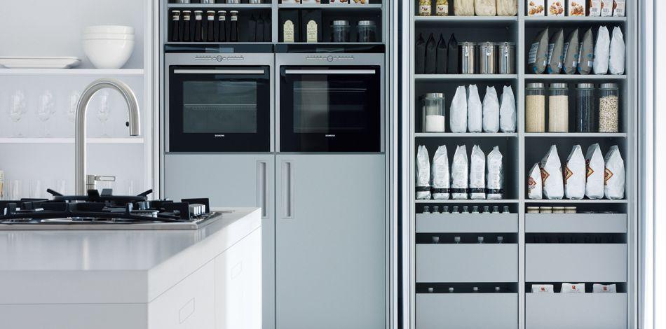 NEXT 125 Keukencollectie bij Keukenmedium in Het Arsenaal - schüller küchen fronten
