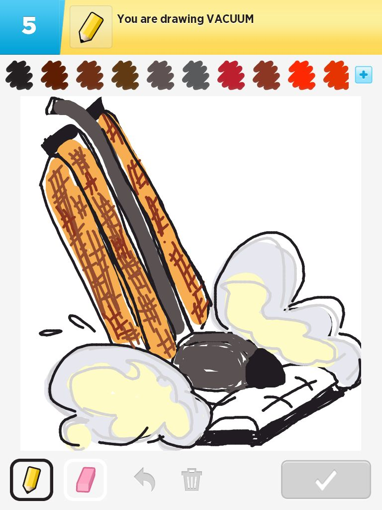 Vacuum Drawsomething Pinterest Vacuums Draw And Ipad