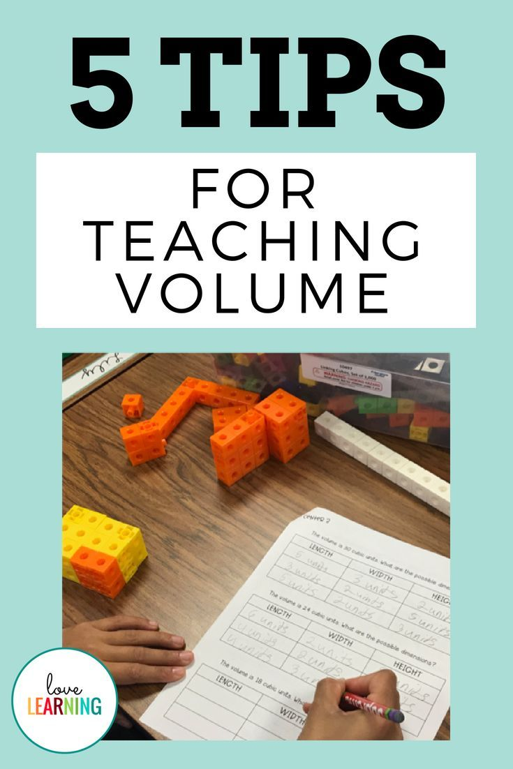 I have always enjoyed teaching volume to my students. It\'s one of ...