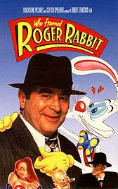 """Who Framed Roger Rabbit: In Robert Zemeckis's trailblazing combination of animation and live-action, Hollywood's 1940s cartoon stars are a subjugated minority, living in the ghettolike """"Toontown"""" where their movements are sharply monitored by the human power establishment."""